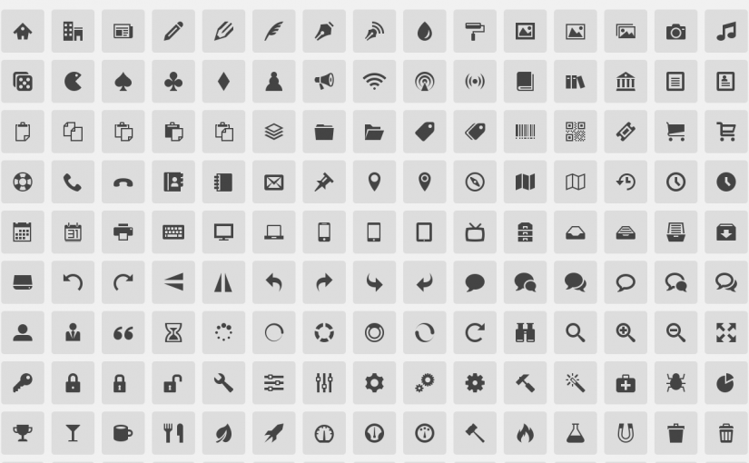SVG Sprites vs. Icon-Fonts