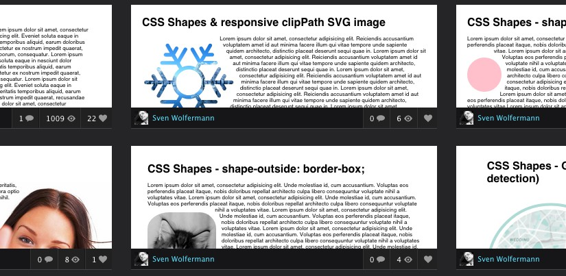 CSS Shapes - a Collection by Sven Wolfermann on CodePen 2014-11-14 12-59-54