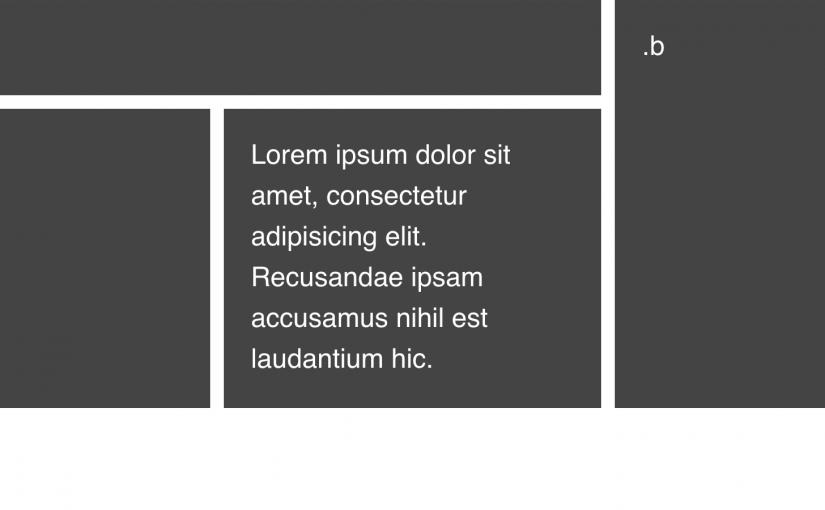 Native CSS Grid Layouts ohne Framework – ein einfaches Beispiel